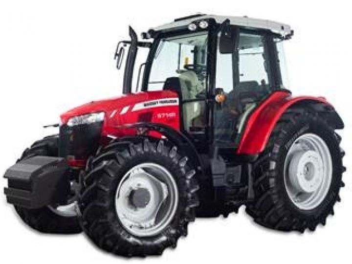 Massey Ferguson apresenta novos tratores MF 6714 e MF 6714R Dyna-4