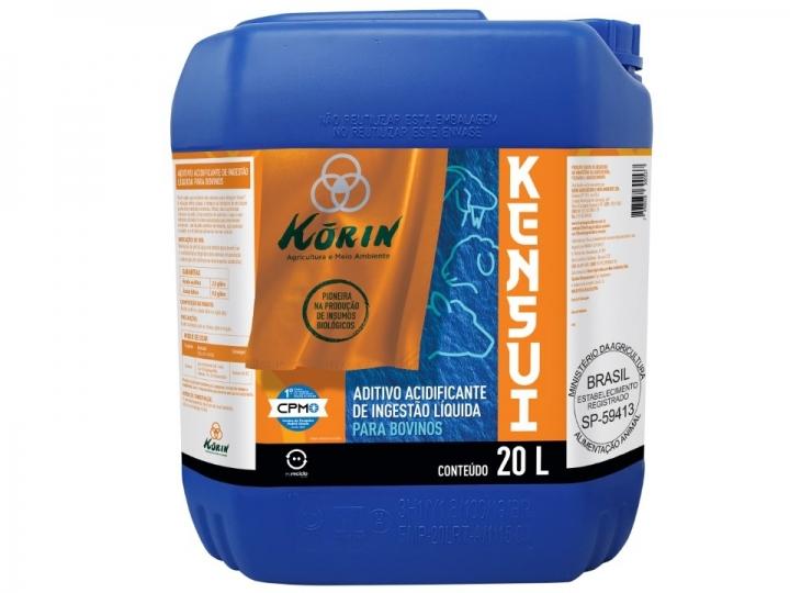 Com insumos biológicos específicos para animais, Korin quer contribuir para aumento da produção de carnes, ovos e leite naturais