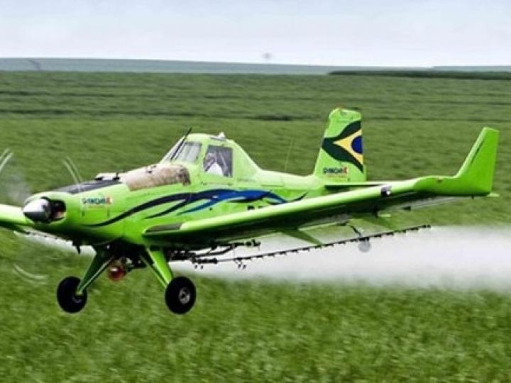 Embraer registra vendas de oito aviões agrícolas Ipanema no mês de janeiro