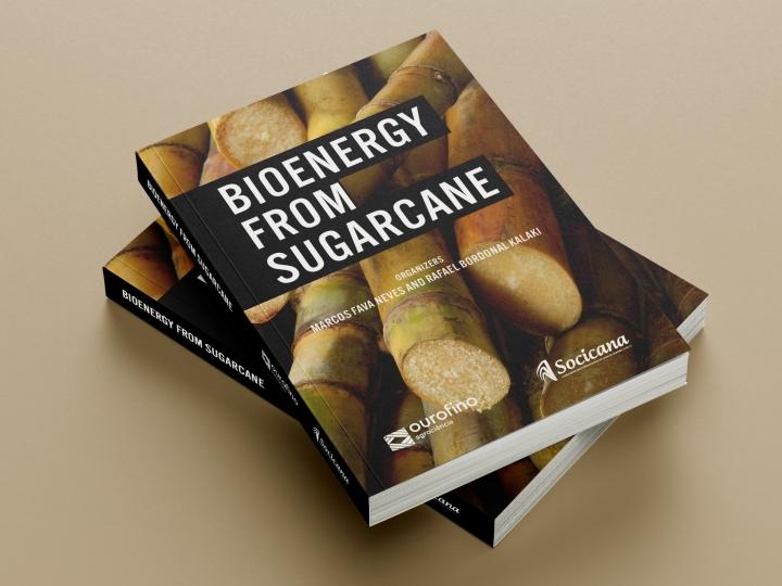 Ourofino Agrociência disponibiliza livro inédito e gratuito sobre a bioenergia a partir da cana-de-açúcar