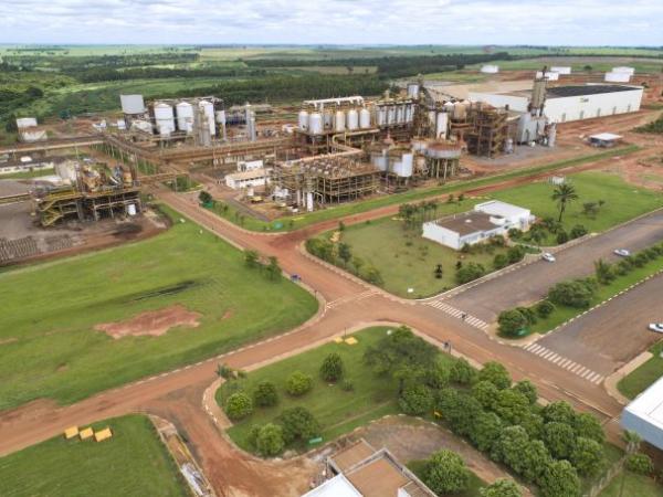 Cocal, usina sócia da Copersucar, deve concluir sua unidade de biogás ainda neste ano.  Foto: Divulgação
