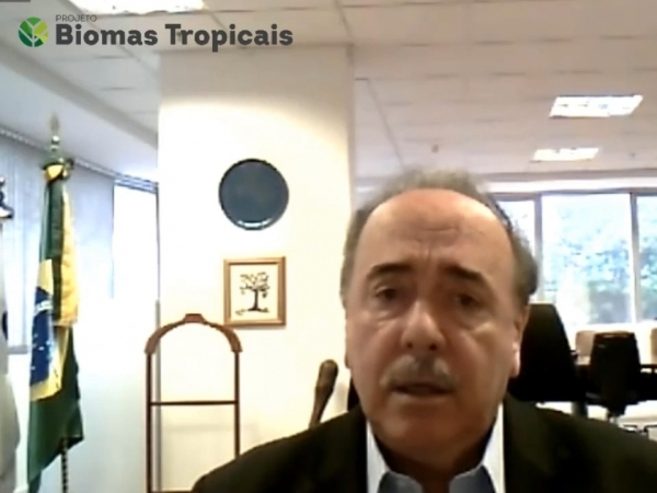 Evaldo Vilela, Presidente do CNPq e coordenador Científico Fórum do Futuro