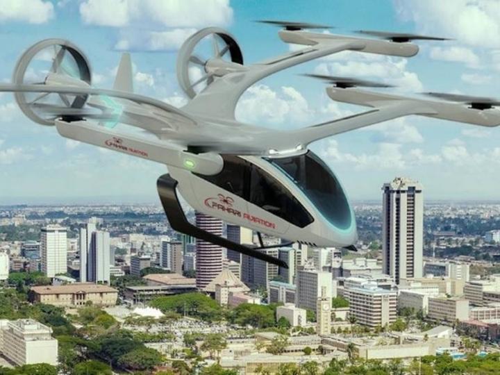 Eve, da Embraer, e Kenya Airways firmam parceria para o futuro da Mobilidade Aérea Urbana