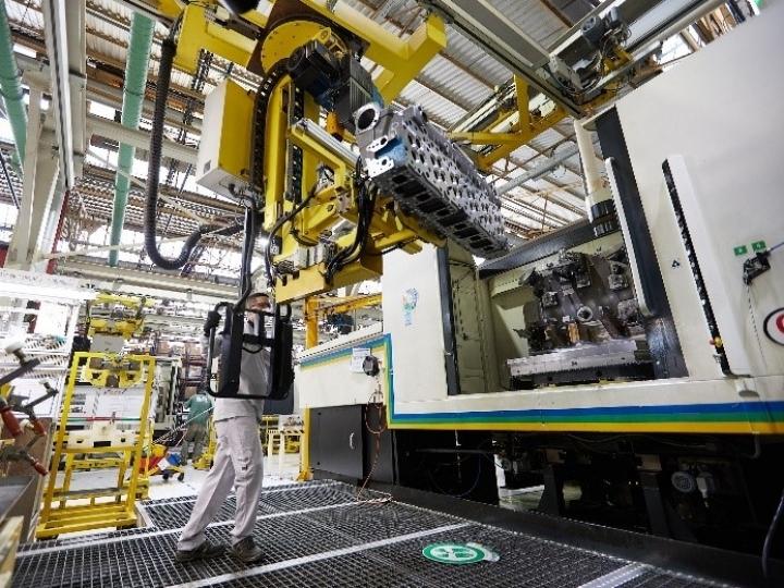 CNH Industrial exporta seu 100.000º motor da fábrica da fpt na Argentina