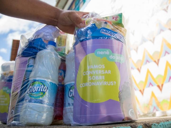 Conab realiza leilão de compra de kits de higiene para distribuir a famílias quilombolas