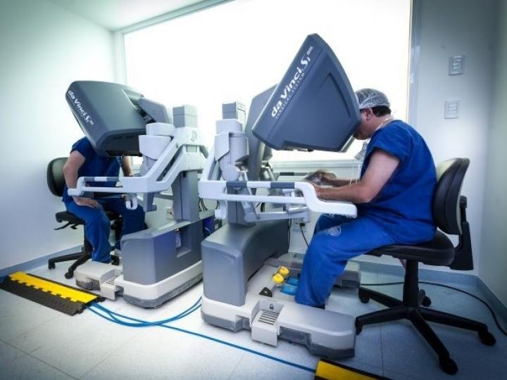 Hospital de Amor inicia cirurgias torácicas robóticas gratuitamente