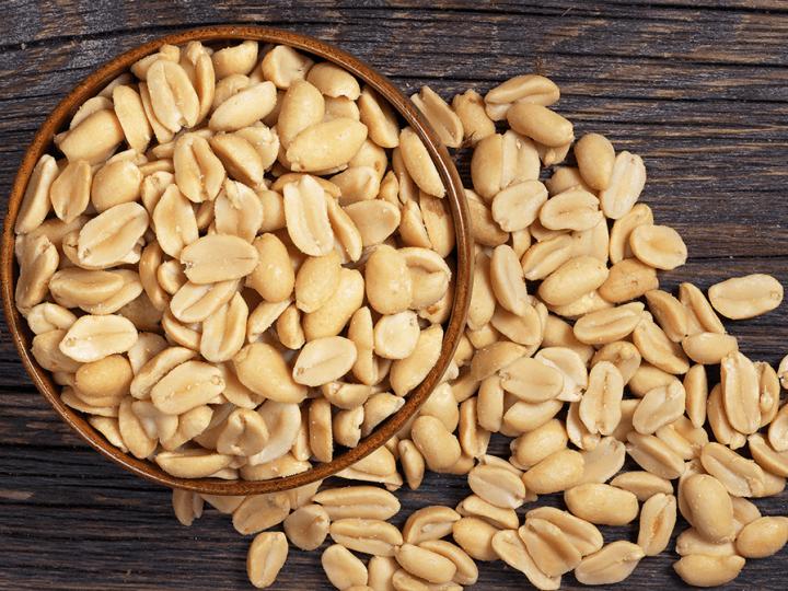 Indústria fatura R$ 204 mi com snacks de amendoim