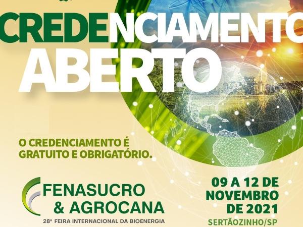Fenasucro & Agrocana é realizada no Centro de Eventos Zanini, em Sertãozinho (SP)