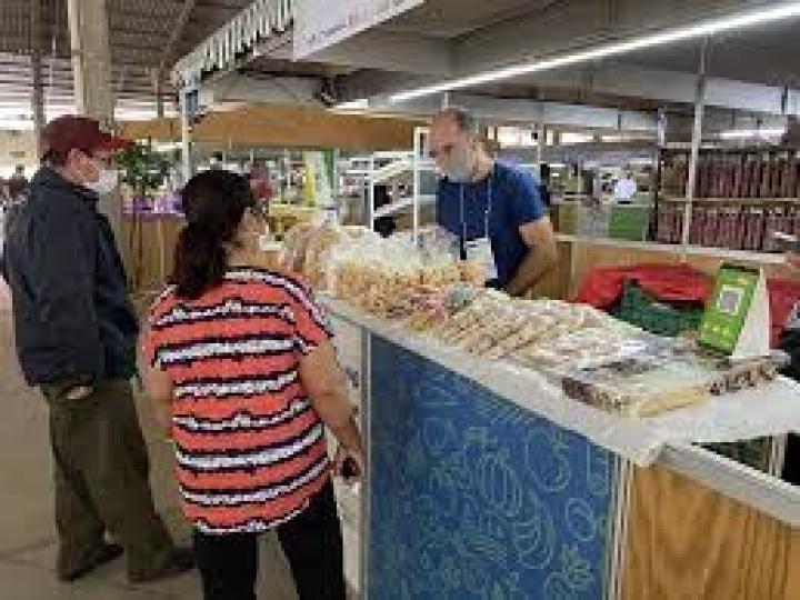 Produtores da agricultura familiar esperam aumentar as vendas durante a Expointer