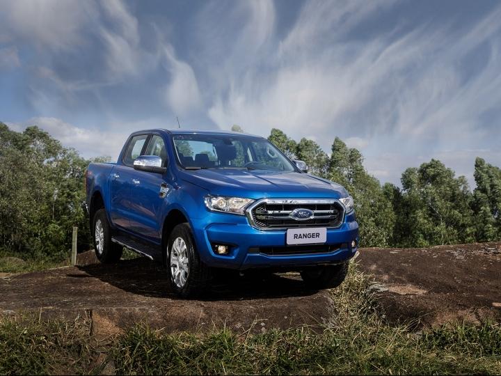Ford Ranger é atração da Expointer 2021 com test-drive e oferta especial