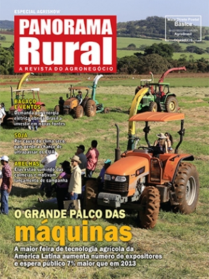 Especial Agrishow - Abril 2014